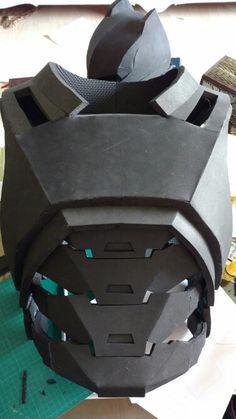 Batman torso Armor almost ready #batman #batmanvssuperman #doj #dawnofjustice