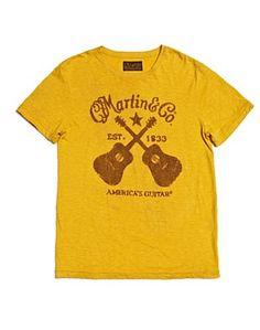 Martin Guitars T-Shirt - Shirts & Tees - Lucky Brand Jeans