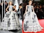 Diane Kruger In Christian Dior Couture – 'Therese Desqueyroux' Cannes Film Festival Premiere & Closing Ceremony