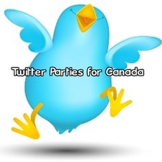 Twitter Parties For Canada This Week - Canadian Basics