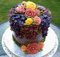 spring cakes