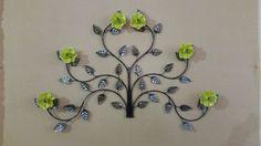 Leque+de+Flores+em+Ferro+-+Clique+e+Busque