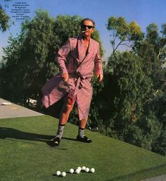Jack Nicholson, by Annie Leibovitz for Vanity Fair.