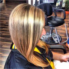 cool blonde #hilightssalon