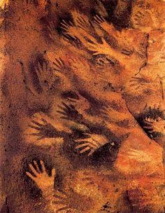 Pintura rupestre, Cueva de las Manos                              …