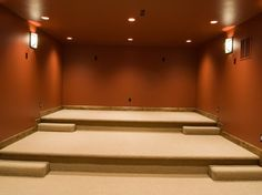 Cheap home theater on pinterest movie rooms harry for Home theater decorations cheap