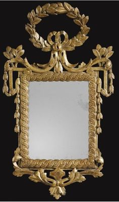 Mirrors on pinterest 18th century auction and rococo for Mirror 80cm wide