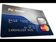 КАК ЗАКАЗАТЬ КАРТУ PAYONEER И ЗАРАБАТЫВАТЬ