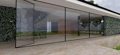 Barcelona Pavilion 3D on Behance