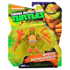 Mystic Michelangelo Teenage Mutant Ninja Turtles Action Figure