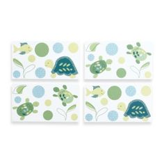 CoCaLo Baby® Turtle Reef Removable Wall Decals - BedBathandBeyond.com