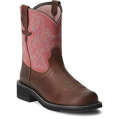 Ariat Women's Fat Cowgirl Boot Round Toe Chestnut US Ariat http://www.amazon.com/dp/B00F3JB8Q8/ref=cm_sw_r_pi_dp_C9Xbvb11HJNPV