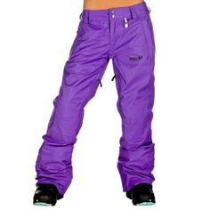 purple snowboarding pants. OH. MY. FLYING SPAGHETTI MONSTER.