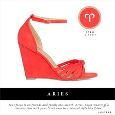 Aries, check out your July Fashion Horoscope.