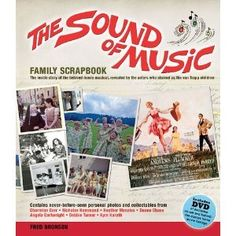 17% Off was $595.00, now is $495.00! The Sound of Music Family Scrapbook + DVD Limited Edition Set Autographed/Hand-Signed by Cast of 7
