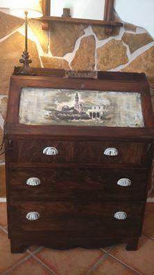 escritorio restaurado y tuneado