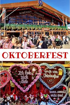 5 tips for surviving Oktoberfest in Germany, including what to wear and where to eat!