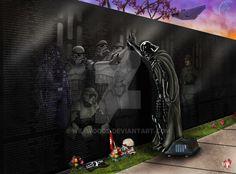 Deathstar Reflections by WiL-Woods.deviantart.com on @DeviantArt