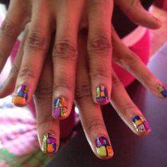 Nails by hernailsrock