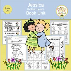 jessica by kevin henkes pdf