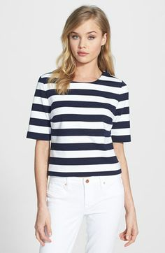 striped tee, because I don't already have enough