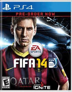 FIFA 14: PlayStation 4: Video Games on PlayStation 4 #PS4 #Gaming
