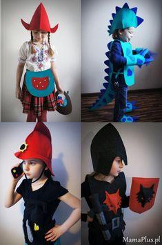 Przepiękne kostiumy karnawałowe dla dzieci! - Kochamy Laurę