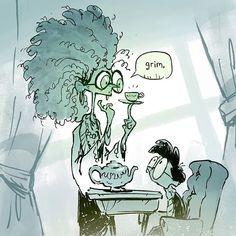 by John Loren - Harry Potter Fan Art Harry Potter Drawings, Harry Potter Fan Art, Harry Potter Fandom, Harry Potter World, Harry Potter Ilustraciones, Princesas Disney Zombie, Yer A Wizard Harry, Children's Book Illustration, Ravenclaw