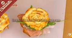 Frittatine Ripiene | la ricetta di I Menu di Benedetta