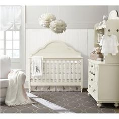 Legacy Classic Kids Inspirations by Wendy Bellissimo Grow With Me Convertible Crib - Barrow Fine Furniture - Crib Mobile, Dothan, AL & Pensa...
