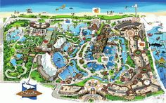 Ushaka in Durban - wil saam met die dolfyne swem en op die grootste waterslide gaan! Beach Activities, Beach Holiday, Sea World, South Africa, Recycling, African, Ocean, Adventure, Park