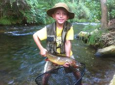 A Fly Fishing Education « The Ozark Fly Fisher Journal