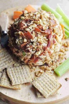Best Appetizer Recipes, Cheese Ball Recipes, Low Carb Appetizers, Tailgating Recipes, Puff Pastry Recipes, Bacon Recipes, Snack Recipes, Cheese Appetizers, Appetizer Ideas