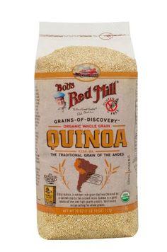 Bob's Red Mill Grain Quinoa Organic, 26-ounces Bob's Red Mill http://www.amazon.com/dp/B0019GZ7WK/ref=cm_sw_r_pi_dp_NyMdub0BJWRBQ