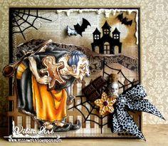 Vili's Art: Scary Exchange