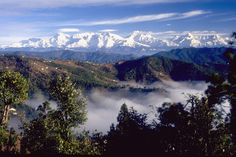 View from Almora