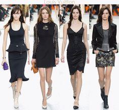 Louis Vuitton Paris Fashion Week Fall 2015