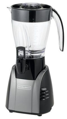 Special Offers - Hamilton Beach 53155 Wavestation Plus Blender Black and Silver - In stock & Free Shipping. You can save more money! Check It (April 23 2016 at 02:37AM) >> http://foodprocessorusa.net/hamilton-beach-53155-wavestation-plus-blender-black-and-silver/: