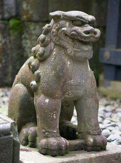 狛犬史における重要な狛犬たち