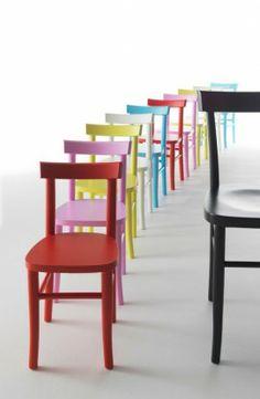 Tavoli e sedie Horm,sedia Baby Cherish #rifarecasa #maistatocosifacile grazie a #designbox & #designcard #idfsrl