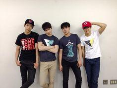 CNBLUE ARENA TOUR AT HIROSHIMA 2013