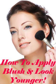 These tried and true makeup application tricks will help you maintain a flawless face at every age. Call these makeup tips and tricks the Fountain of (Flawless Face) Youth. Beauty Make-up, Best Beauty Tips, Beauty Secrets, Beauty Skin, Beauty Hacks, Hair Beauty, Beauty Care, Beauty Advice, Beauty Boost