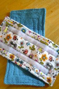Reusable swiffer pads!