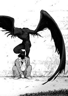 Ajin Walls - Read Ajin Walls Manga Scans Page 1 Free and No Registration required for Ajin Walls Walls Manga Anime, Ajin Anime, Anime Art, Manga Drawing, Manga Art, Character Art, Character Design, Demi Human, Estilo Anime