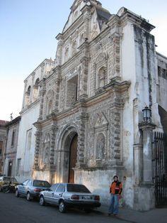 Catedral, Quetzaltenango, Guatemala