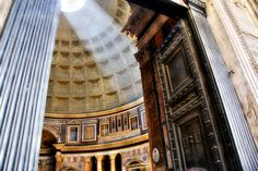 Pantheon Rome Italy by Anthony Mendicino on 500px