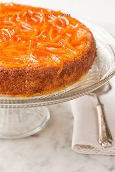 Orange Almond Cake | cooking-spree