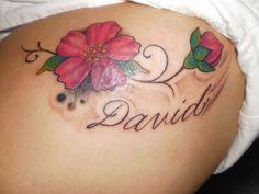 Las mejores tipografías en un tatuaje