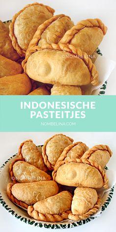 Meat Hand Pie Recipe, Tapenade, Vegan Empanada Recipe, Indian Food Recipes, Asian Recipes, Tapas, Ramadan, Good Food, Yummy Food