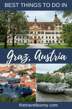 Travel guide to Graz in Austria. What to see and do in Graz with recommendations on where to stay, what to eat and tips on how to get the most from Austria's second largest city. European Destination, European Travel, Travel Europe, Croatia Travel, Italy Travel, Graz Austria, Travel Guides, Travel Tips, Travel Hacks